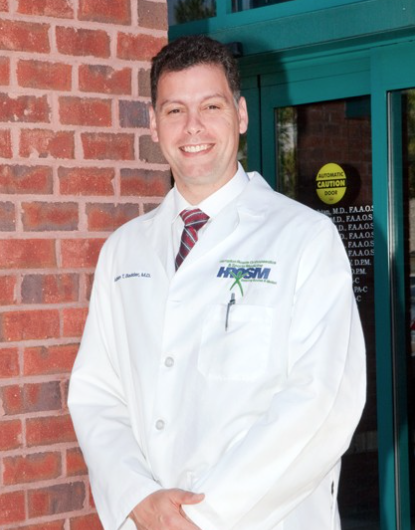 Dr. Baddar orthopedic doctor Hampton Roads