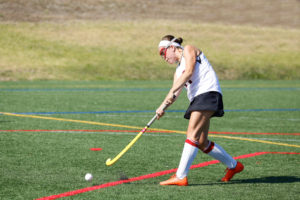 Field Hockey Hit