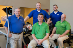 physical therapy team